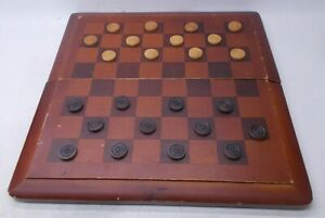 Cardinal Chess & Checkers Set Deluxe Staunton Style with Wooden Board