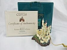 "WDCC Enchanted Castles ""Sleeping Beauty's Castle"" Ornament in Box with COA"