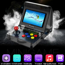 Retro Arcade Game Console A8 Gaming Machine Built-in 3000 Classic Games Gamepad