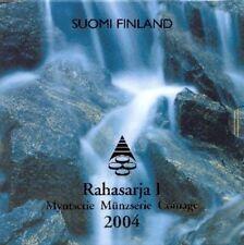 FINLAND BU SET 2004/1