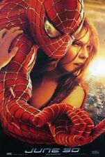 SPIDERMAN 2 Single-Sided Advance 27x40 ORIGINAL MOVIE POSTER