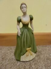 "💃   Goebel Miniature Lady Figurine Justina 16 364 12 5"" Tall   💃"