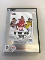 PC GAME FIFA FOOTBALL 2004