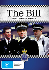 The Bill Series 8 - DVD Region 4