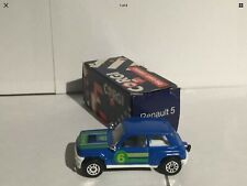CORGI RENAULT 5 TURBO NEW MINT BOXED NEVER BEEN SOLD BP Decals
