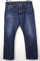 Levi's Strauss & Co Hommes 501 Jeans Jambe Droite Taille W40 L32 BCZ85