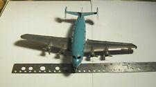 United Air Lines Wyandotte Pressed Steel vintage toy airplane