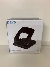 Stationery 2 Hole Paper Puncher with metal base 35 pages 8006823 puncher a4/5/6