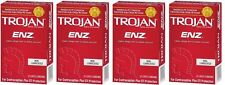 Cavalo De Tróia Enz non-lubricated preservativos 4 Pack = 48 Preservativos