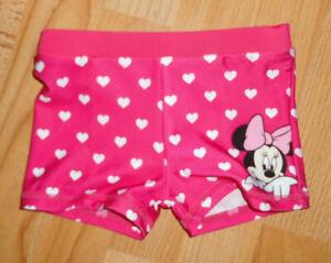 schöner Badehose Disney Mickey Minnie Mouse   Gr 86