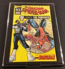 Amazing Spider-Man #129 Comic Marvel Wizard Ace Reprint 1st App Punisher Case Nm