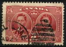 Canada 1937 SG#356 KGVI Coronation Used #D45584