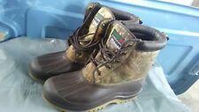 Aspen Sport Outdoor Original Thinsulate Camo Boots Size 12
