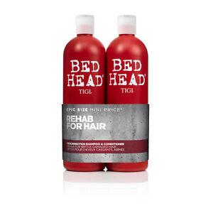 Tigi Bed Head URBAN ANTIDOTES Resurrection Tweens Shampoo & Conditioner 750ml