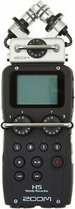 Zoom H5 Handy Recorder Four Track Portable