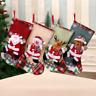 Bags Xmas Tree New Year Socks Christmas Stocking Gift Bags Home Decoration