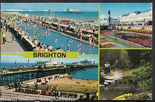 Sussex Postcard - Views of Brighton   C189