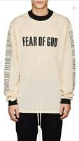 Fear of God FOG 5th Collection Motocross Jersey Large