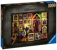 15023 Ravensburger Disney Villainous Jafar 1000 Piece Jigsaw Puzzle Age 12 Year+