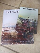 BACK TO THE WILD CHRIS McCANDLESS WRITINGS into the wild COMBO DVD/BOOK- SPECIAL
