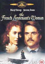 THE FRENCH LIEUTENANT'S WOMAN  - DVD - REGION 2 UK