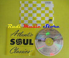 CD ATLANTIC SOUL CLASSICS compilation PICKETT FRANKLIN CHARLES (C3) no lp mc dvd