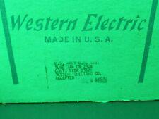 Type 730A Western Electric NOS NIB Magnetron Vacuum Tube Military Radar Ham Amp
