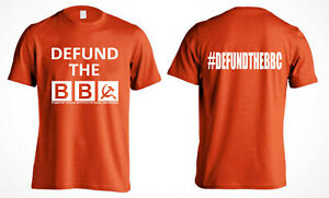 Defund The BBC Anti-Social Engineering Protest T Shirt Edition 2 Red