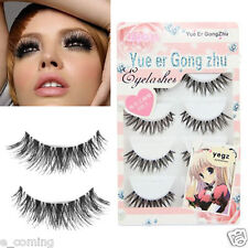 HOT sale! 5 Pair/Lot Crisscross False Eyelashes Lashes Voluminous HOT Eye Lashes