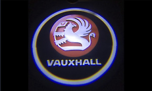 VAUXHALL INSIGNIA VECTRA LED LOGO HD LAMP COURTESY LAMP LASER LIGHT GHOST SHADOW