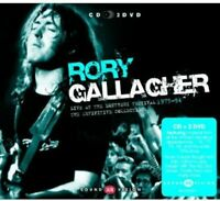 Rory Gallagher - Live At Montreux [CD+2DVD]