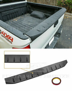 For 14-18 Toyota Tundra ABS Plastic Street Series Tailgate Spoiler Rear Wing New