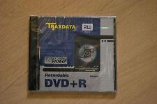 5 DVD +R Traxdata 120 mn 4,7GB neufs sous cellophane