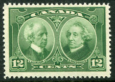 Canada # 147 Vf Never Hinged Issue - Laurier And Macdonald - S6219