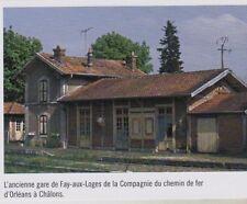 2008  --  L ANCIENNE GARE DE FAY AUX LOGES    3D004