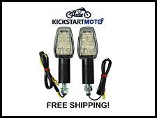Clear Lens LED indicators for Honda CRF250X 450X XR250 XR400 CRF XR VTR CBR 250