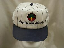 trucker hat baseball cap CRYSTAL AND MARIBO BEET SEED style nice retro snapback