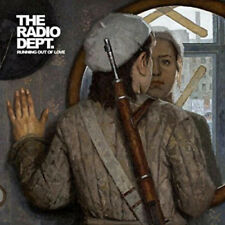 The Radio Dept. : Running Out of Love CD (2016) ***NEW***