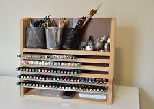 Prismacolor Copic Marker Pen Pencil Brush Art Supplies Holder Rack Stand