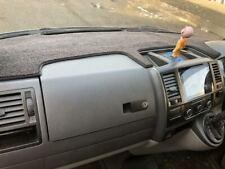 VW T5 Bespoke dashboard mat  Dash Carpet Anti-slip rubber backed