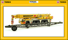 """1/50 Terex AC200-1 """"NEDERHOFF"""" Mobile Crane - SPECIAL PRICE $$$ FREE SHIPPING !!"""