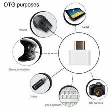 Type C To USB Adapter OTG 5 Pin Data Transfer Converter For Android Samsung S8