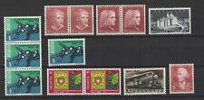 Suisse Helvetia années 40/70 13 timbres neufs  /T2285