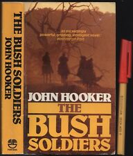 WWII Japanese INVASION of AUSTRALIA The BUSH SOLDIERS John Hooker 430 pages