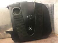 MERCEDES TOP ENGINE COVER C W203 E W211 CLC CLK 2.2 CDI OM646 OEM 6460161824