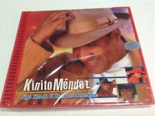 Sigo Siendo El Hombre Merengue by Kinito Mendez CD 2002 J&N JNK 87484 NEW