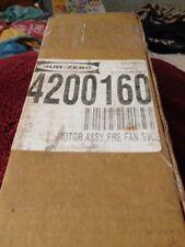Sub-Zero Refrigerator Freezer Fan Motor 4200160