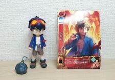 Konami Figumate Tengen Toppa Gurren Lagann SIMON Figure w/card
