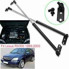 Auto For Lexus RX300 1999-2003 Front Bonnet Gas Boot Struts Hood Lift Support