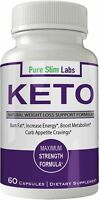 Pure Slim Keto Diet Pills Advanced Weight Loss Supplement Pure Slim Keto Weig...